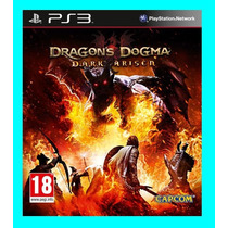 Dragons Dogma Dark Arisen Ps3 - Psn - Promoção!