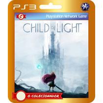 Child Of Light Em Promoção! (códigos Ps3)