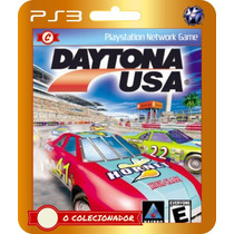 Daytona Usa Em Promoção! (códigos Ps3)