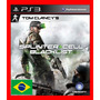 Splinter Cell Blacklist Psn Ps3 - Dublado Em Portugues Br