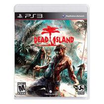 Dead Island Ps3 Novo Lacrado + Brinde Pôster Grátis