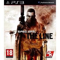 Spec Ops The Line - Ps3 - Código Psn - Promoção !!