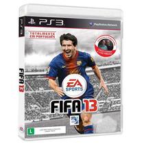 Fifa 13 Soccer 2013 - Todo Em Português [ps3] Frete Gratis