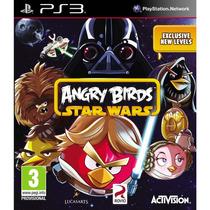 Jogo Novo Lacrado Angry Birds: Star Wars Para Playstation 3