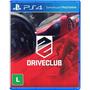 Jogo Drive Club Ps4 - Playstation 4 - Original Lacrado Pt-br