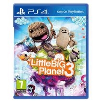 Little Big Planet 3 Português Lacrado Frete Grátis Sdgames !