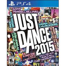 Jogo Just Dance 2015 - Playstation 4 - Ps4