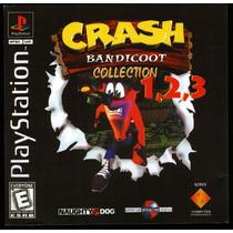 Crash Bandicoot Trilogy Ps1 Patch