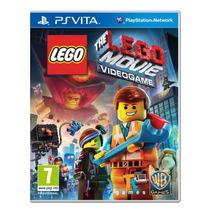 The Lego Movie Videogame Ps Vita Original Pronta Entrega
