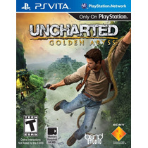 Uncharted Golden Abyss Ps Vita Psvita Pronta Entrega