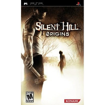 Silent Hill: Origins Psp Raro!!!