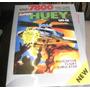 Atari 7800 Super Huey Video Game Jogo Pac Man Cartucho