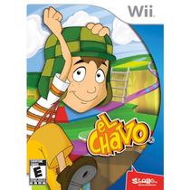 Chaves - Jogo Para Nintendo Wii