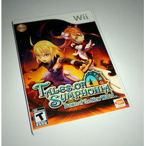 Tales Of Symphonia: Dawn Of The New World Completo - Wii