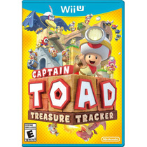 Jogo Novo Captain Toad Treasure Tracker Para Nintendo Wii U