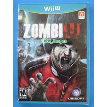 Zombi U - Nintendo Wii U - Lacrado - Pronta Entrega !!!
