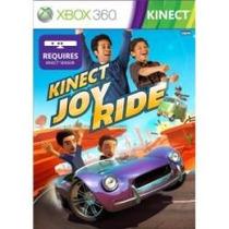 Jogo Kinect Joy Ride Xbox 360 Americano Lacrado Para Kinect