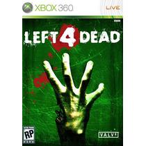 Left 4 Dead P/ Xbox 360 Original Frete R$7,00
