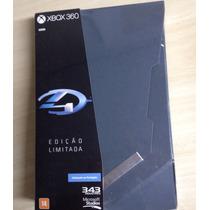 Halo 4 Edição Limitada Lacrado - Xbox 360 .