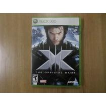 Jogo Para Xbox 360 - X Men The Official Game - Original