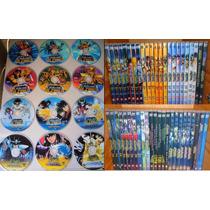 Coleção Cavaleiros Do Zodiaco 50 Dvds+brindes+frete Grátis