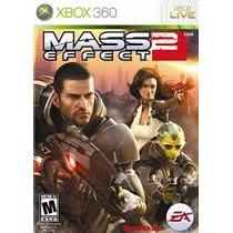Jogo Xbox360 - Mass Efect 2 (original/frete:r$5 Por Deposito