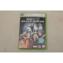 Fantastic Four Rise Of The Silver Surfer Original Xbox 360