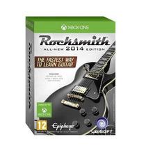 Rocksmith 2014 Xbox One Com Cabo Real Tone