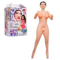 Boneca Inflável Realística - Toy Sexshop