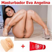 Masturbador Bunda Vagina Ânus - Eva Angelina - Buceta