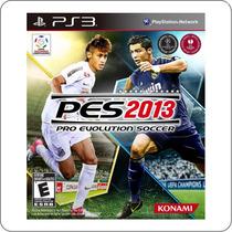 Pro Evolution Soccer 2013 - Ps3 - Original Novo Lacrado