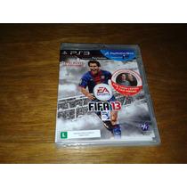 Fifa 13 Lacrado Em Português Original Playstation 3 Ps3