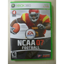 Ncaa Football 07 - Original - Sedex A Partir De R$ 9,99