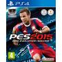 Pes 15 2015 Ps4 Português Pro Evolution Soccer Frete Grátis