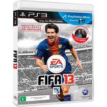 Game Ps3 Fifa 13 Original Frete Grátis