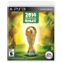 2014 Fifa World Cup Brazil Ps3 Português Psn - Zell Games