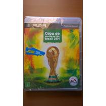 Copa Do Mundo Da Fifa 2014 Ps3 (em Português) Novo/original!