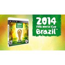 Jogos Ps3 Da Copa Do Mundo Fifa 2014