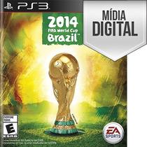 Fifa World Cup Copa Do Mundo 2014 Pt-br Ps3 Psn Envio Agora