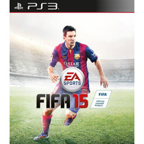 Ea Sports Fifa 15 2015 Portugues Ps3 Playstation 3 Original