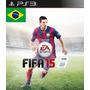 Fifa 15 Ps3 Português Pt-br Codigo Psn Envio Imediato
