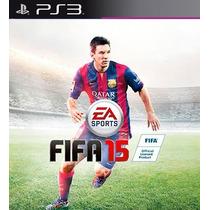 Fifa 15 Ea Sports - Ps3 Codigo Psn Game Todo Em Português Br