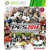 Pes 2014 Português Nacional Xbox 360 Pro Evolution Soccer