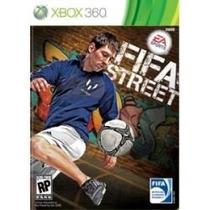 Jogo Novo Lacrado Fifa Street Para Xbox 360 Ntsc