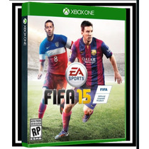 Ea Sports Fifa Soccer 15, 2015 Região Americano - Xbox One 1