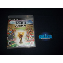 Fifa World Cup 2010 South Africa - Playstation 3 Ps3