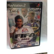 Cd De Play 2 Original Fifa 2003