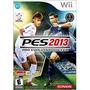 Jogo Pro Evolution Soccer Pes 2013 Lacrado Nintendo Wii