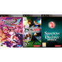 Combo Jogos Pes 2013+shadow Of Destiny+phantasy Star 2 Psp