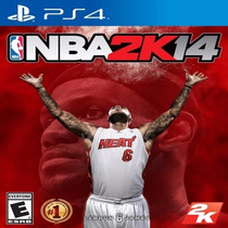 Nba2k14 Ps4 Americano Codigo - Psn